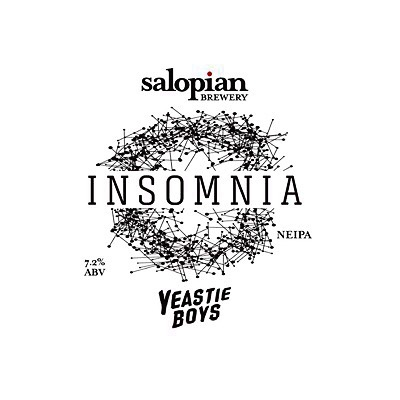 Next week there will be many sleepless nights — 440ml cans - 30L kegs  pre order now! #yeastieboys #salopian #neipa #hazey #bandwagon #nzbc