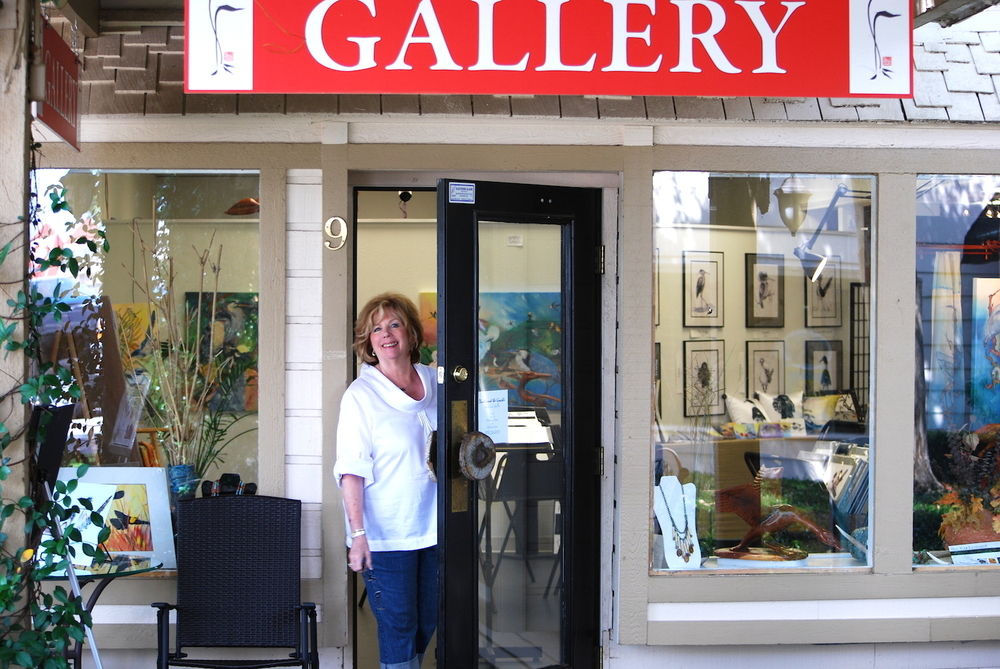 duckie and gallery door outside june 14 ADJUSTED DSC_1816.JPG