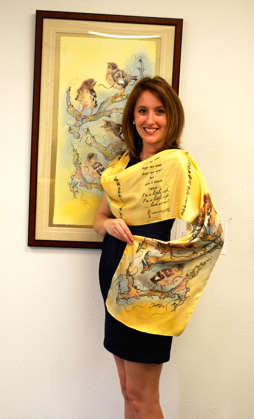 sara with baby mockingbird scarves, remove pins ad cropped DSC_0023.jpg