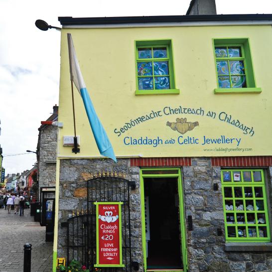Gift Voucher Claddagh & Celtic Jewellery