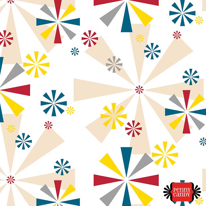 Circus Pinwheels