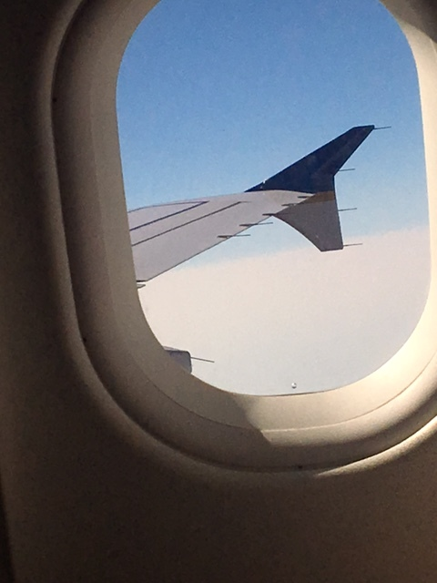 First Flight :) sarab