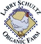 Larry Schultz Organic Farm — Owatonna MN  Selling organic eggs, chicken an turkey since 1992.  / Website