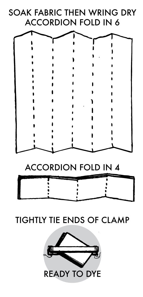 Lattice Clamp Illustrated instructions