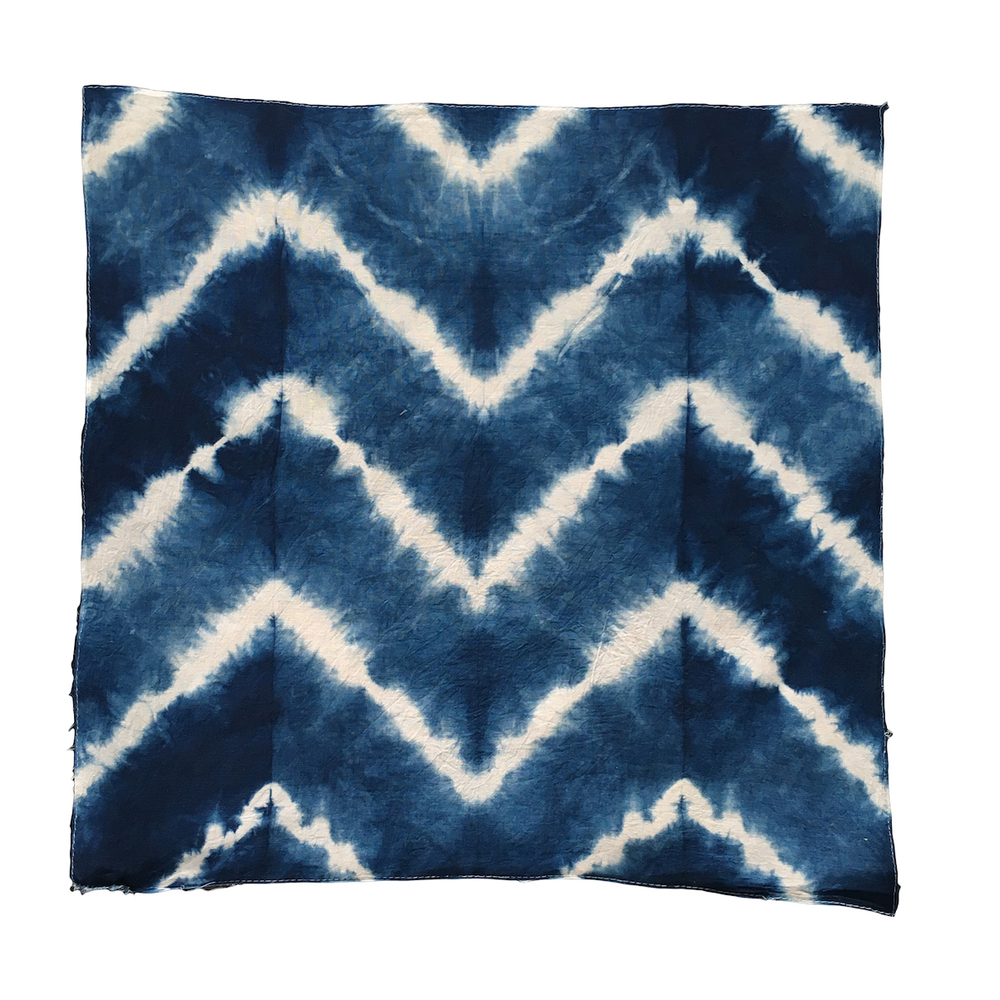 Shibori Chevron Tutorial String Natural Dye Kits