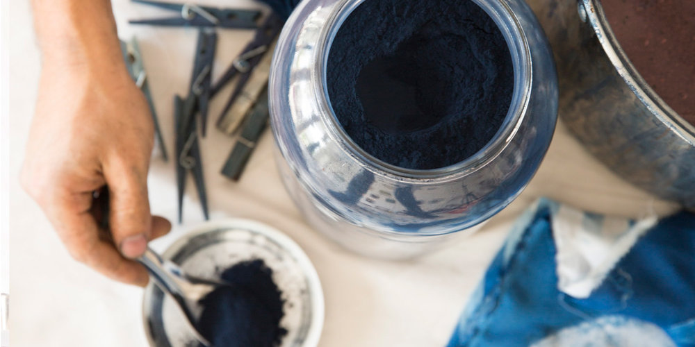 Indigo & Shibori Dye Workshops - Monthly Classes in Los Angeles and other locations.