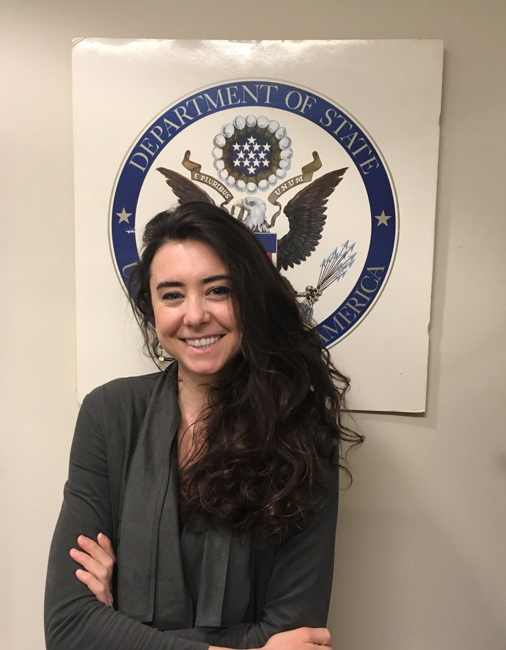 "Rachel RUBIN: pUBLIC dIPLOMACY OFFICEr, U.S. STATE DEPARTMENT   What Owning It Means to Her:  ""'Owning it' means succeeding at a seemingly insurmountable challenge, and knowing I can do it again.  'Owning it' also means having the right attitude and the energy to meet challenges as they come. """