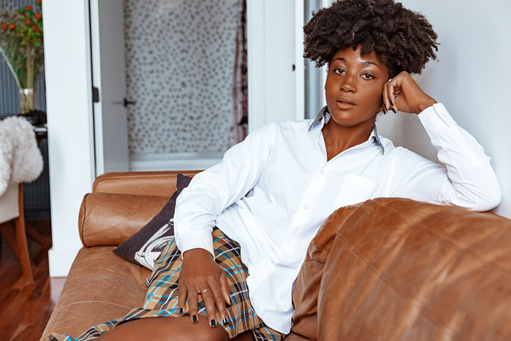 sOLANGE fRANKLIN: fASHION edITOR-AT-Large, paper magazine & FreeLANCE Stylist