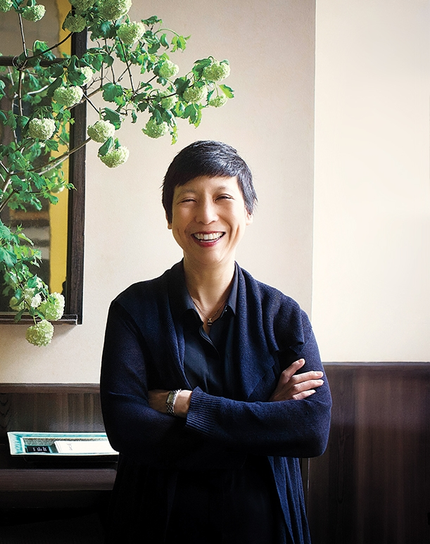Ellen yin: Founder, High Street Hospitality Group