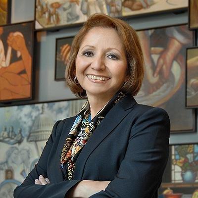 Antonia Villarruel   Dean, University of Pennsylvania School of Nursing