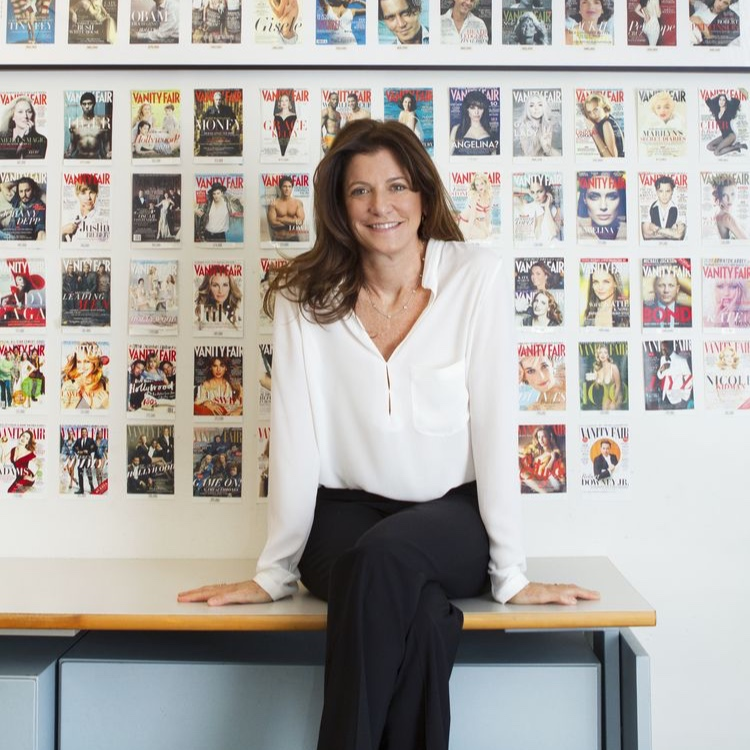 Jane Sarkin    Former Features Editor   Vanity Fair