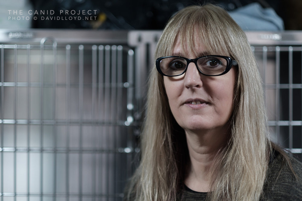 Sandra Reddy - current director of the fox project