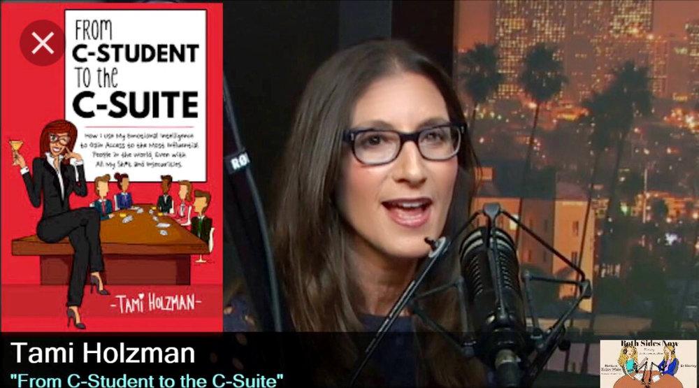 Both Sides TV, Tami Holzman