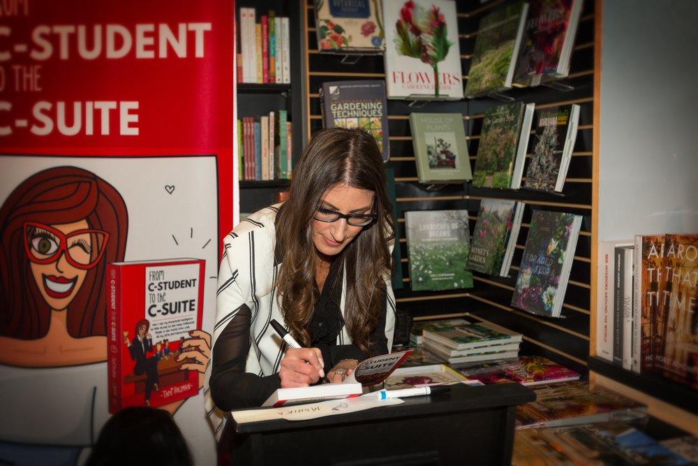 Tami Holzman Book Soup Signing