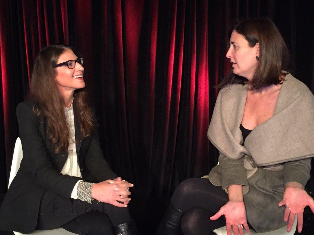 Tami Holzman and Stephanie Cota Fireside Keynote, Mattel Conference