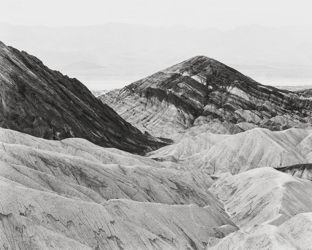 Golden Canyon, Death Valley / Ilford Delta 100
