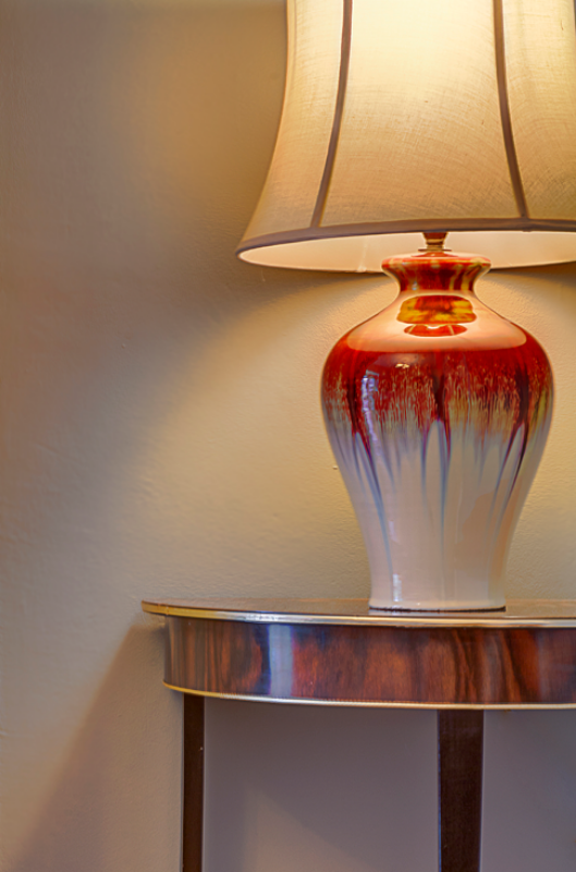 Avoca House B&B Lamp