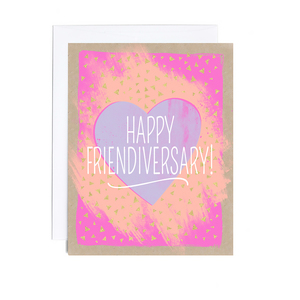 Cards doozie bella happy friendiversary greeting card bookmarktalkfo Image collections