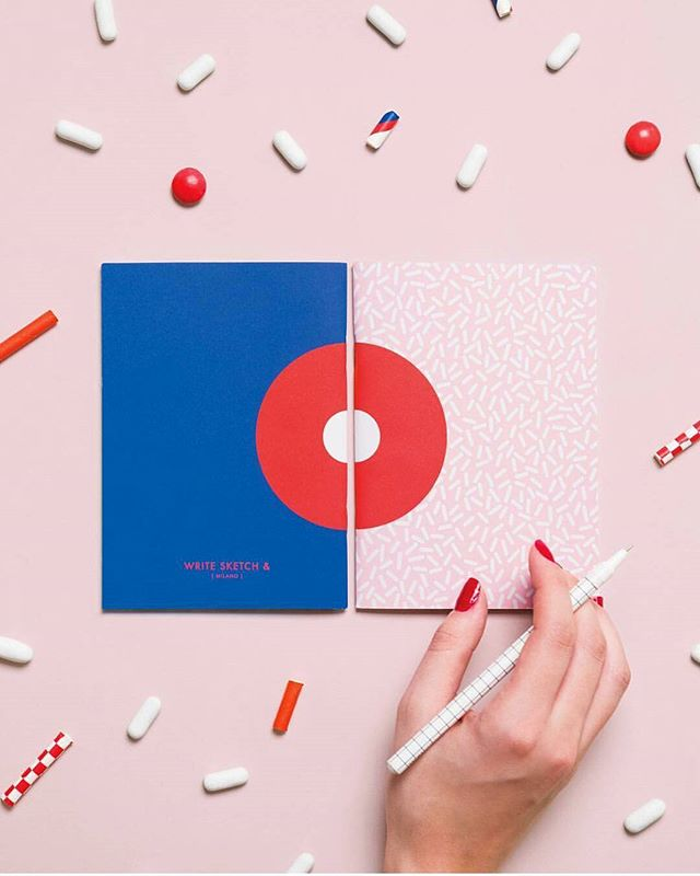 Write down your goals, dreams, aspirations (or even your revenge list) with these pocket notebooks from the coolest studio in Milan Italy! Use code XOXO to score 20% off! 💋dooziebella.com💋