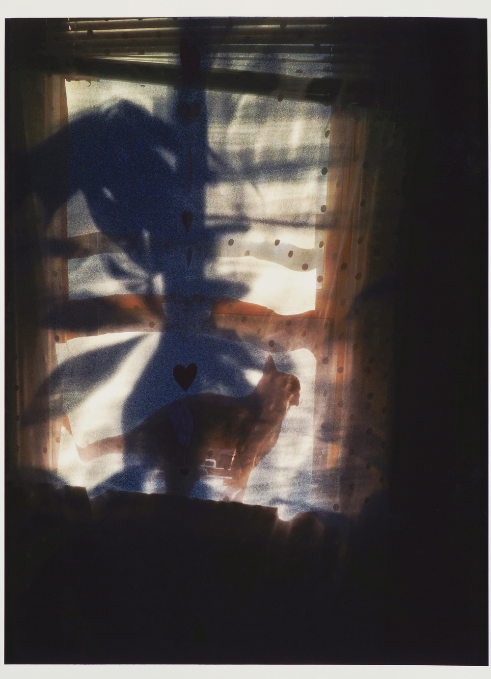 "Anns Window, 13""x19"", Archival digital print, 2014"