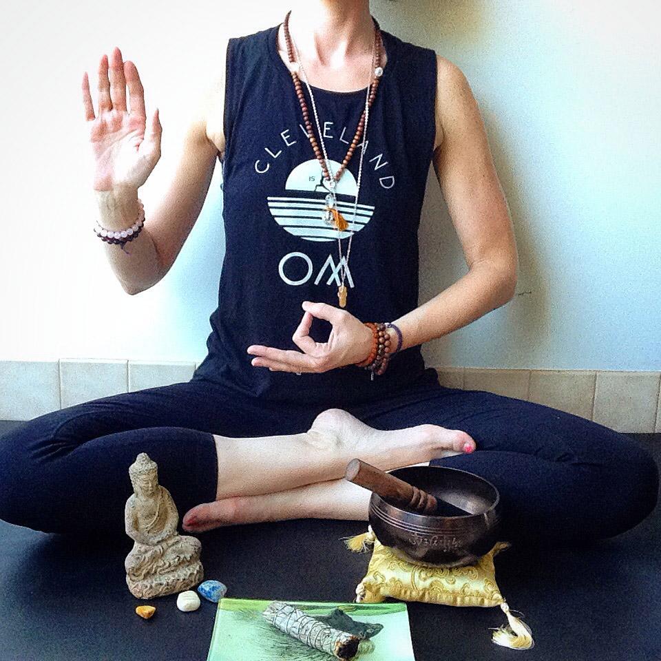 Five Prana Ayurveda Hand Mudra