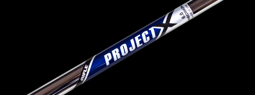 Project X verfügt über eine stufenlose Konstruktionstechnologie. Dieses einzigartige Designmerkmal optimiert die Flexverteilung und den Energietransfer, ohne die Kontrolle zu beeinträchtigen. Die Stepless Design-Technologie bietet Spitzensteifigkeit für stärkere Spieler und sorgt für mehr Präzision mit einem weichen, aber soliden Schlaggefühl und optimaler Flugbahn- und Spinkontrolle - Spieler: Jordan Spieth Project X 6.5, Thomas Pieters Project X 6.5, Jon Rahm Project X 6.5, Rory McIlroy Project X 7.0.