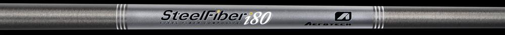 Der SteelFiber i80 gibt einem Spieler alle Vorteile eines 100% Golf-Graphitschaftes,Kontrolle und Konstantheit. Besonderheit an diesem Schaft ist, dass die Torsion sehr niedrig ist. -