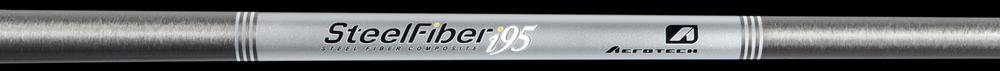 Mit mehr PGA Tour Gewinnen als jeder andere Golf Graphit Eisenschaft in der Geschichte, ist der SteelFiber i95 der perfekte Übergang in einen leichteren Schaft, der einem Spieler eine gute Verbesserung der Distanz und Vibrationsreduktion ermöglicht, während er die punktgenaue und und konstante Distanzkontrolle beibehält. - Spieler: Matt Kuchar (SteelFiber i95) Brandt Snedeker (SteelFiber i95 S-Flex)