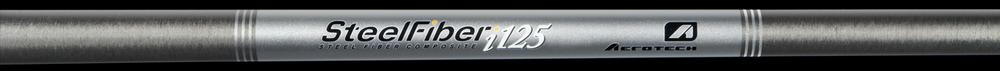 Der SteelFiber i125 wird im Allgemeinen von Spielern bevorzugt, die ein hohes Schaftgewicht bevorzugen,aber von schwingungsdämpfenden Eigenschaften eines Graphitschaftes profitieren möchten. Nur in Stiff erhältlich, die Härte ist vergleichbar mit einem Stahlschaft. -