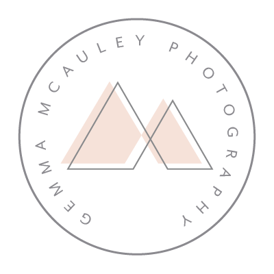gemma mcauley photography logo