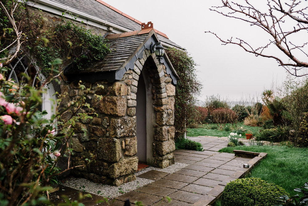 Venue photograph. The Dreamcatcher, Cornwall.
