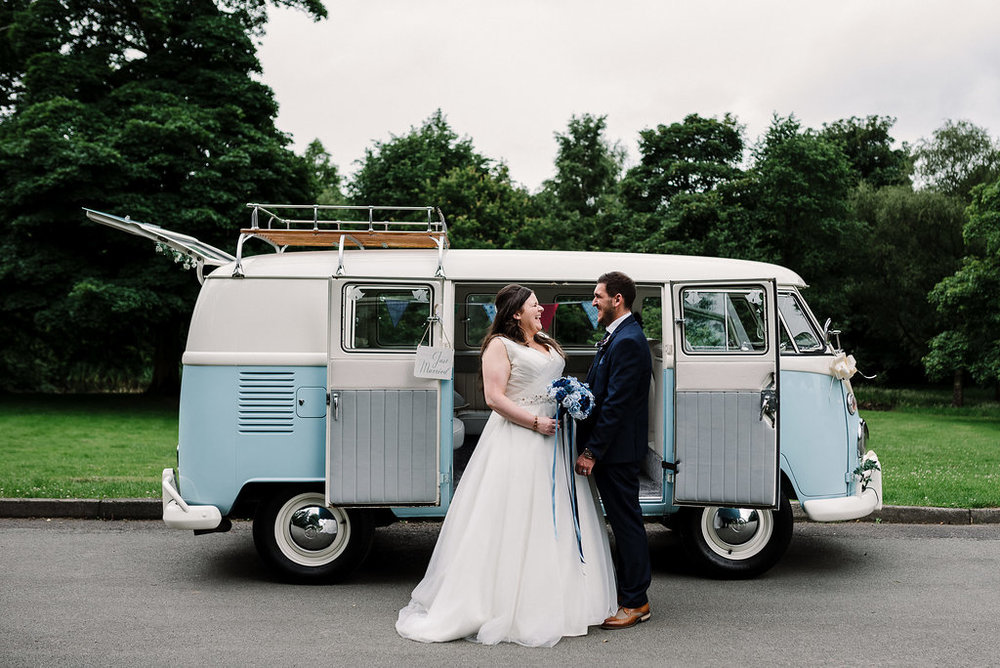 A Vintage Fun Fair Wedding at Rivington Hall Barn -