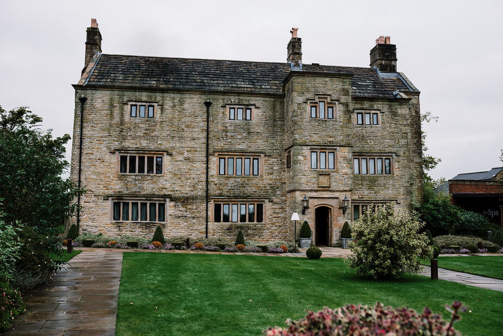 Stanley House in the Ribble Valley