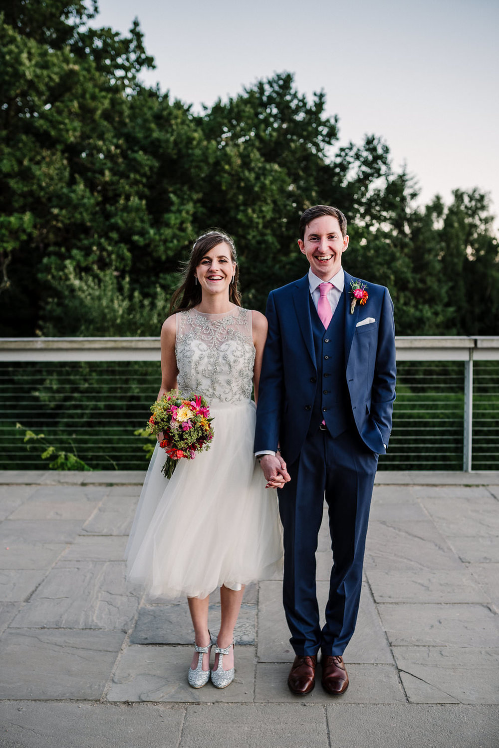 A QUIRKY COUNTRYSIDE WEDDING AT YORKSHIRE SCULPTURE PARK