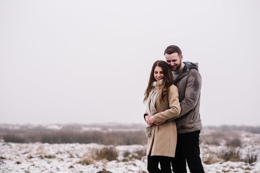 Engagement photography Lancashire.