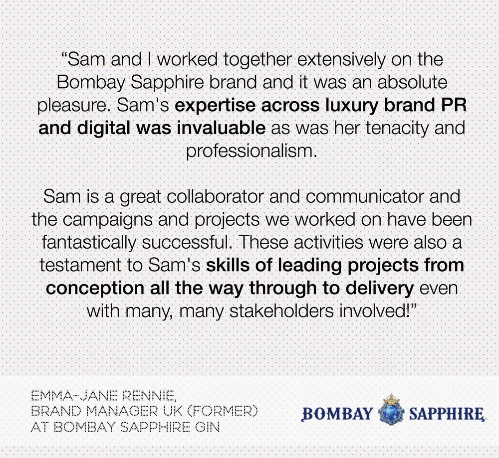 Bombay Sapphire Testimonial - Sam Miller.jpg