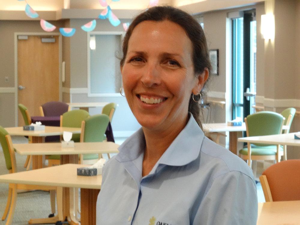 Lisa Hunt, Program Assistant