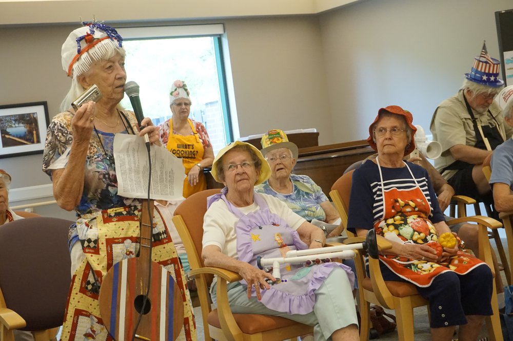 Adult Day Services at Oakland Centre Activities