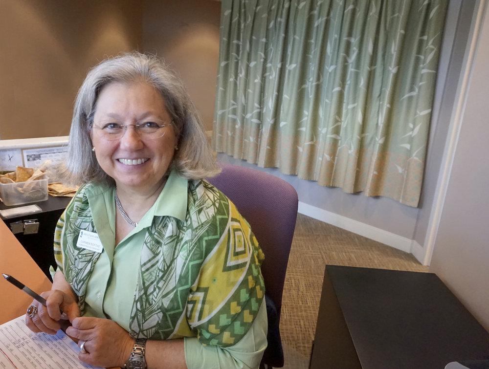 Carmen Softas, Administrative Assistant