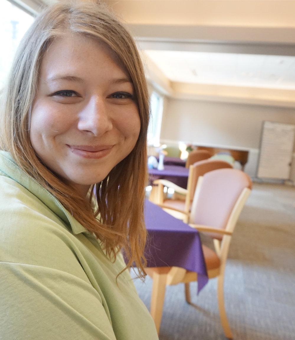 Nicole Troxell, Program Assistant