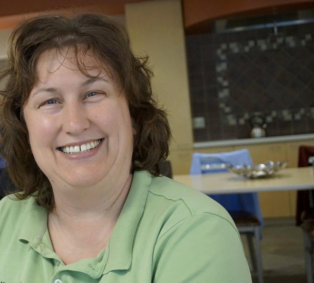 Tricia Roekle, Program Assistant