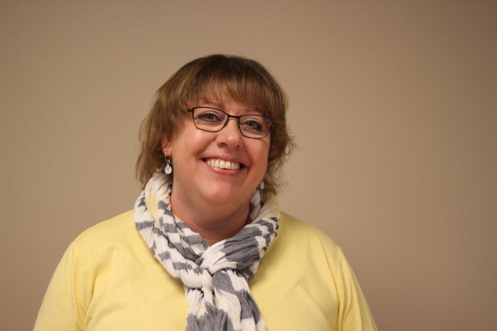 Ginger Shomberg / Team Leader