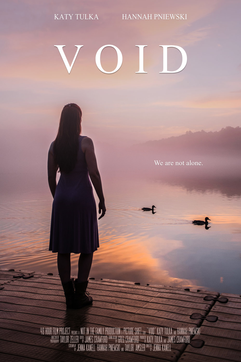"""VOID"" filmmakers interviewed on NPR"