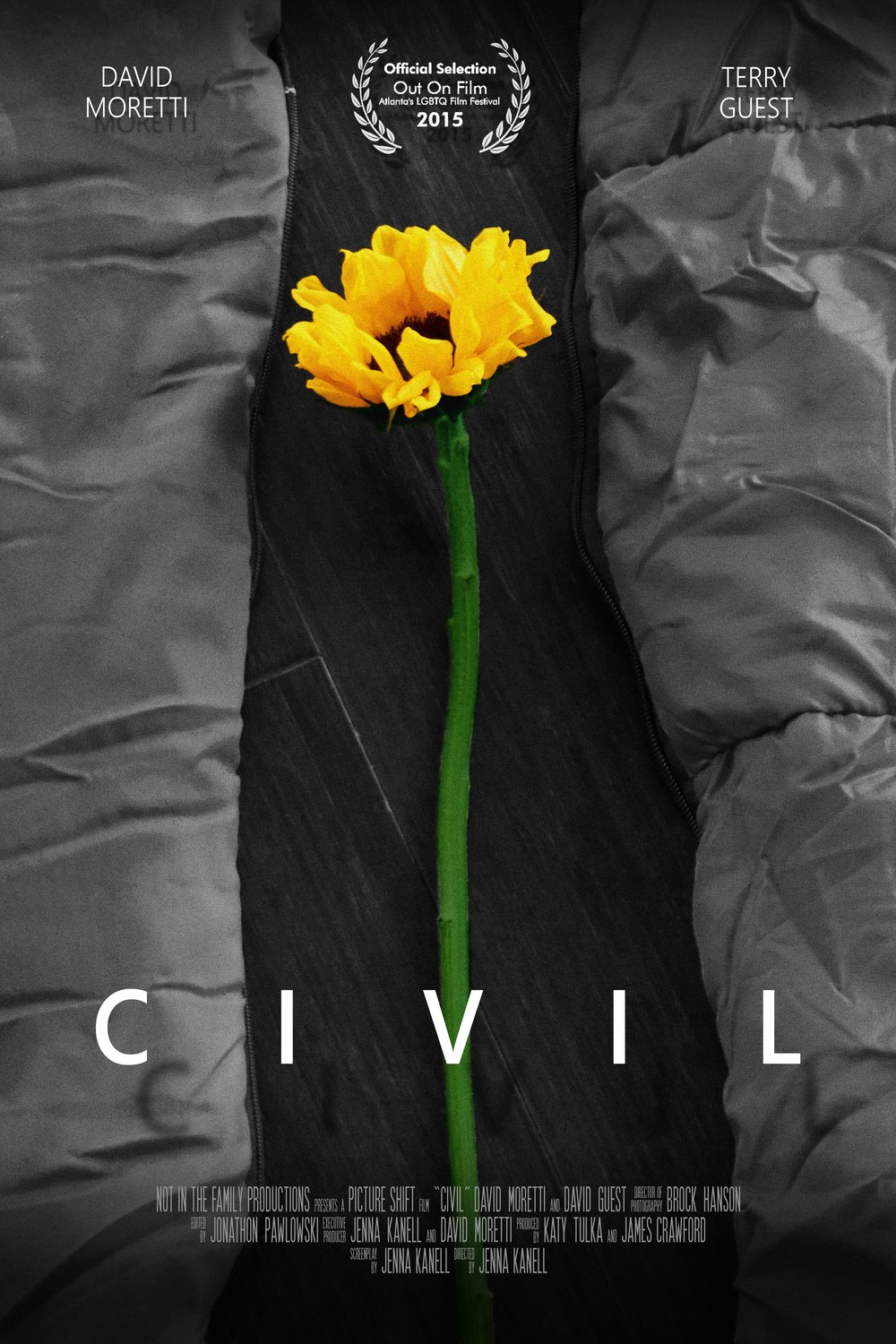 """""""CIVIL"""" premieres at Out On Film"""