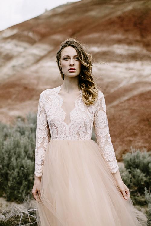 Paloma Gown — Elizabeth Dye