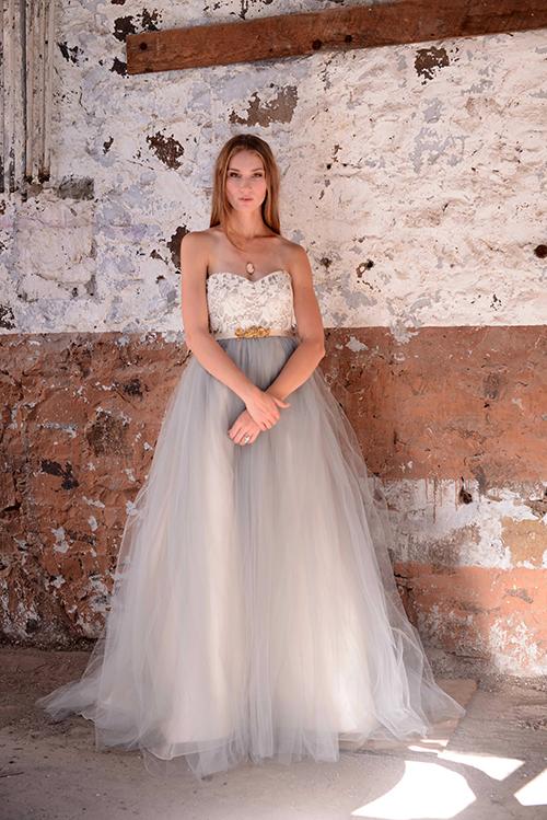 Halo Gown — Elizabeth Dye