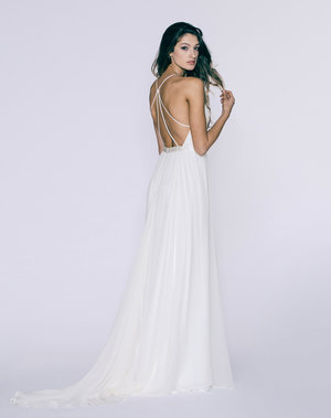 Verity Gown Chroma Back
