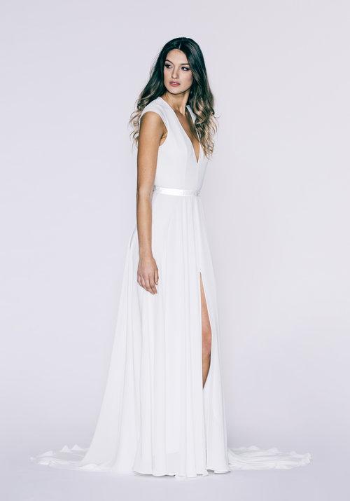 Lucas gown — Elizabeth Dye