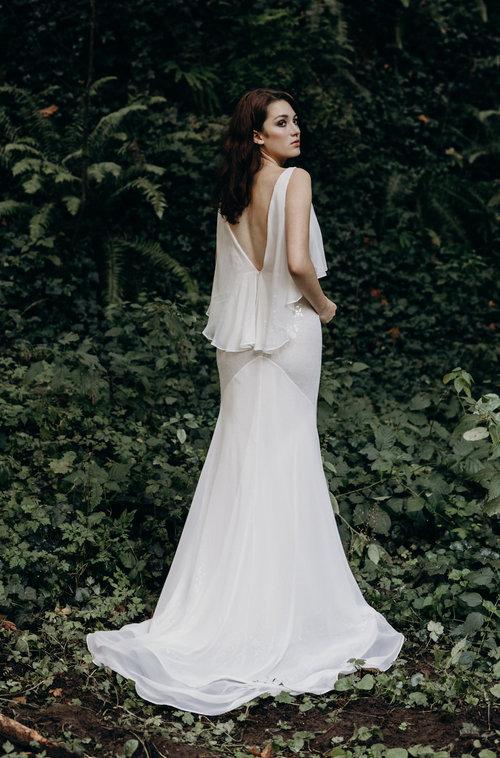 Sample Saskia gown — Elizabeth Dye