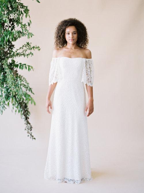 SAMPLE Penelope gown — Elizabeth Dye